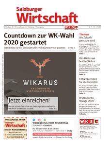 Salzburger Wirtschaft – 10. Januar 2020
