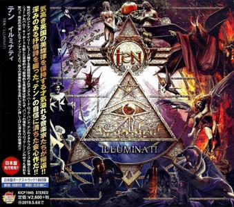 Ten - Illuminati (2018) {Japanese Edition}