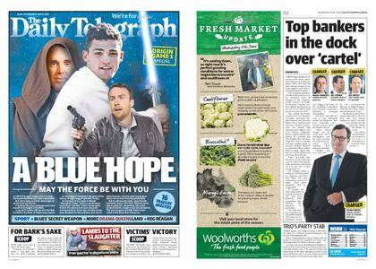 The Daily Telegraph (Sydney) – June 06, 2018