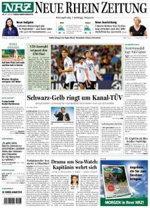 NRZ Neue Rhein Zeitung Wesel - 01. Juli 2019