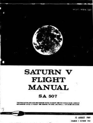 Saturn V Flight Manual SA-507 (Repost)