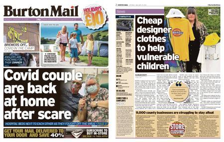 Burton Mail – January 25, 2021