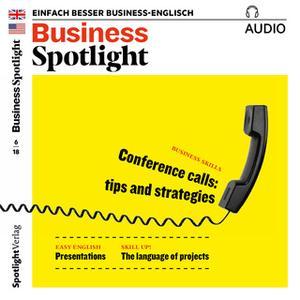 «Business-Englisch lernen Audio: Telefonkonferenzen» by Spotlight Verlag