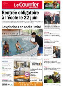 Le Courrier de l'Ouest Angers – 15 juin 2020