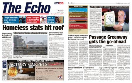 Evening Echo – October 01, 2019