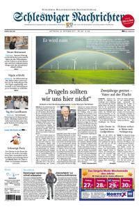 Schleswiger Nachrichten - 25. Oktober 2017