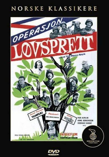 Operasjon Løvsprett (1962)