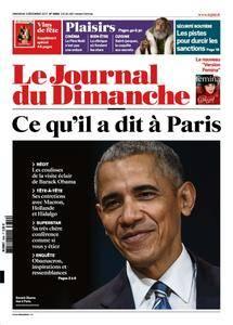 Le Journal du Dimanche - 03 décembre 2017