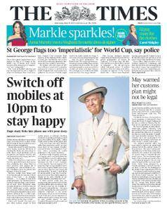 The Times - 16 May 2018