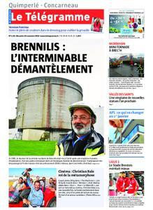 Le Télégramme Concarneau – 10 novembre 2019