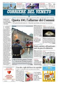 Corriere del Veneto Vicenza e Bassano – 28 luglio 2019
