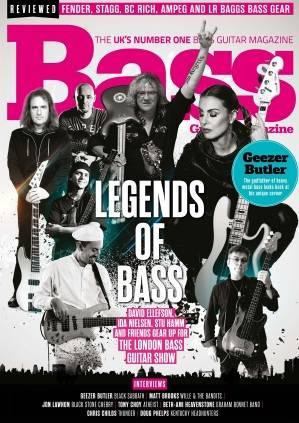Bass Guitar - Spring 2017