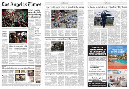 Los Angeles Times – May 21, 2021