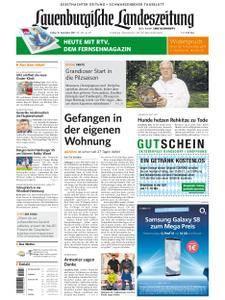 Lauenburgische Landeszeitung - 15. September 2017