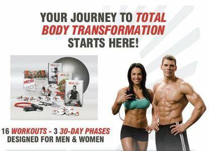 MET-Rx 180 - Transforming Every Body Workout with Frank Sepe