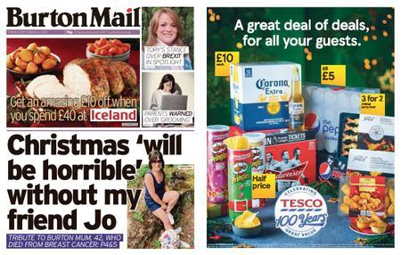Burton Mail – December 06, 2019