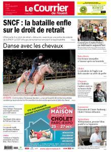 Le Courrier de l'Ouest Cholet – 22 octobre 2019