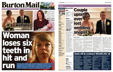 Burton Mail – December 19, 2019