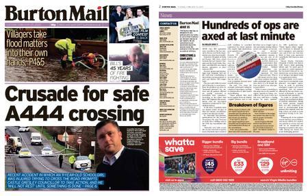 Burton Mail – February 25, 2020