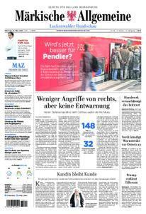 Märkische Allgemeine Luckenwalder Rundschau - 14. März 2018