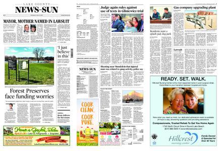 Lake County News-Sun – April 24, 2019