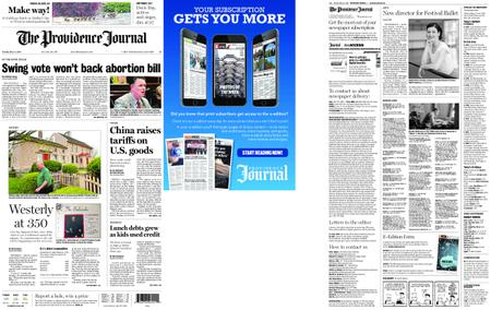The Providence Journal – May 14, 2019