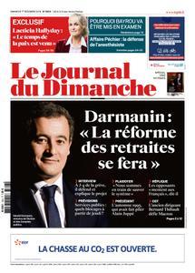 Le Journal du Dimanche - 01 décembre 2019