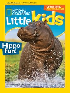 National Geographic Little Kids - March 2020