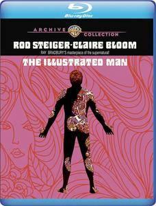 The Illustrated Man (1969) + Bonus