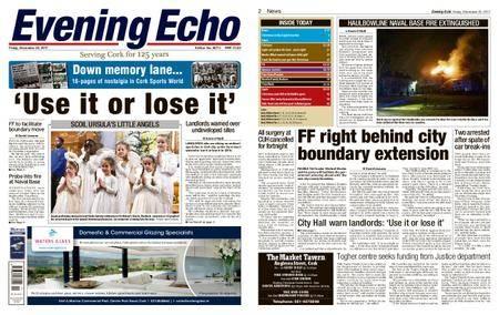 Evening Echo – December 22, 2017