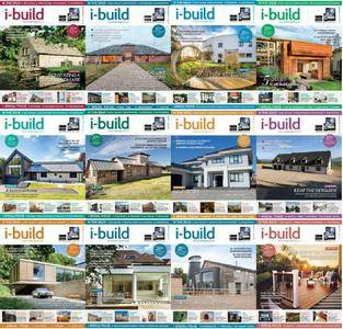 i-build - Full Year 2017 Issues Collection