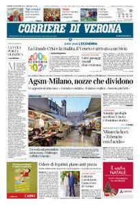 Corriere di Verona – 22 dicembre 2019