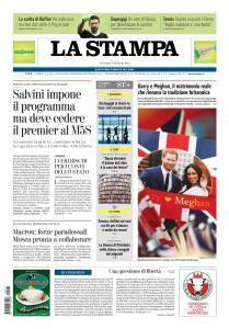 La Stampa Imperia e Sanremo - 18 Maggio 2018