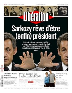 LIBERATION (27 Juin 2011)