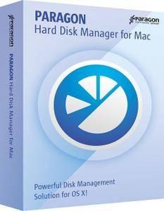 Paragon Hard Disk Manager for Mac 1.1.246 Mac OS X