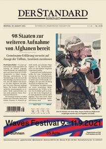 Der Standard Kompakt – 30. August 2021