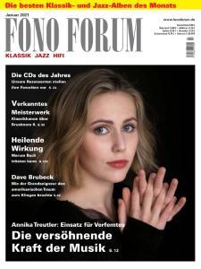 Fono Forum - Januar 2021