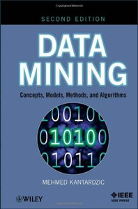 Data Mining: Concepts, Models, Methods, and Algorithms, 2 edition (Repost)