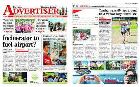The Herts Advertiser – July 26, 2018