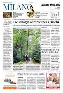Corriere della Sera Milano - 4 Luglio 2018