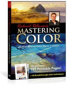 Richard Robinson - Mastering Color [repost]