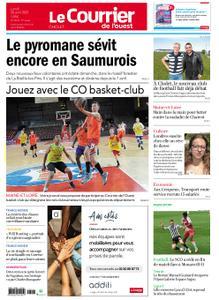 Le Courrier de l'Ouest Cholet – 26 avril 2021