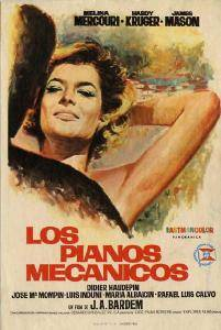 Los pianos mecánicos / The Uninhibited (1965) [Re-Up]
