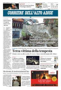 Corriere dell'Alto Adige – 02 novembre 2018