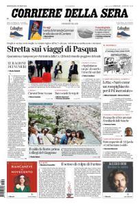 Corriere della Sera - 31 Marzo 2021