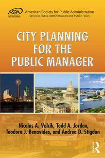 City Planning for the Public Manager