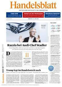 Handelsblatt - 12. Juni 2018