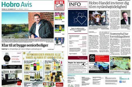 Hobro Avis – 26. december 2017