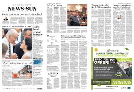Lake County News-Sun – July 29, 2021