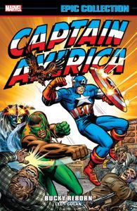 Captain America Epic Collection v03 - Bucky Reborn (2017) (Digital-Empire
